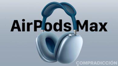 Photo of El mejor sonido de Apple lleva rebaja en Amazon: los auriculares AirPods Max ahora cuestan 72 euros menos en Amazon