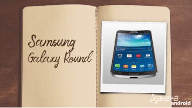 Photo of Móviles con los que flipaste en su día: Samsung Galaxy Round