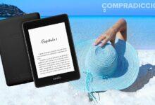 Photo of Llevar todos tus libros a la playa ocupa muy poco espacio y cuesta menos con el Kindle Paperwhite. Ahora en oferta en Amazon por 109,99 euros