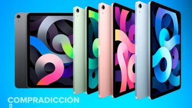 """Photo of El iPad Air tiene su precio más """"ligero"""" hasta la fecha en El Corte Inglés: estrena la tableta de Apple por 70 euros menos"""