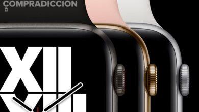Photo of El Corte Inglés te deja el Apple Watch Series 6 de 40mm 50 euros más barato: estrénalo por 379 euros