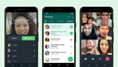 Photo of Cómo unirte a llamadas y videollamadas grupales de WhatsApp que han comenzado sin ti