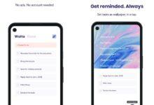 Photo of 'Walto': las tareas pendientes como fondo de pantalla para un móvil Android