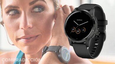 Photo of El reloj deportivo Garmin VivoActive 4S cuesta menos que nunca en Amazon: llévatelo por 197 euros