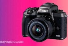 Photo of No te vayas de vacaciones sin cámara: estrena una sin espejo como la Canon EOS M5 con objetivo 15-45 por sólo 465 euros en Amazon
