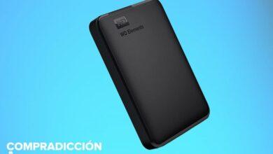 Photo of Este disco duro portable te ofrece 3 TB extra para tu portátil a un precio superrebajado: WD Elements 3 TB por 69,67 euros en Amazon