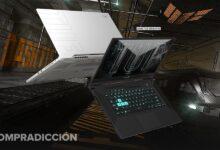 Photo of Muy potente y con gráfica RTX3060: este portátil gaming ASUS TUF Dash F15 FX516PM-HN024 cuesta 400 euros menos en PcComponentes