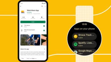 Photo of Cómo instalar apps en tu reloj Wear OS desde tu móvil Android