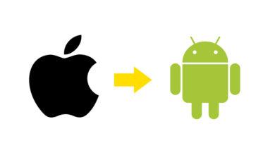 Photo of Google prepara 'Switch to Android': una app para pasar tus datos de un iPhone a un móvil Android