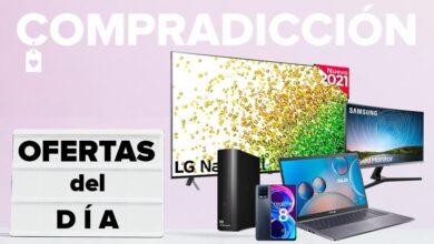 Photo of 19 ofertas del día en Amazon: portátiles ASUS, smart TVs LG, auriculares Anker y Bang & Olufsen o pequeño electrodoméstico Hoover y Philips a precios rebajados