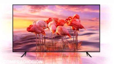 Photo of Las 55 pulgadas QLED de la Samsung QE55Q64T son más baratas en PcComponentes que en ninguna otra tienda: hazte con ella por 649,99 euros con envío gratis