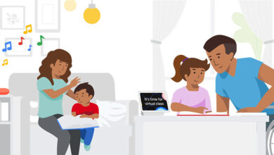 Photo of Cómo programar los nuevos avisos familiares del Asistente de Google para altavoces y pantallas inteligentes