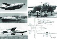 Photo of El curiosísimo Bartini Beriev VVA-14: medio avión, medio ekranoplano
