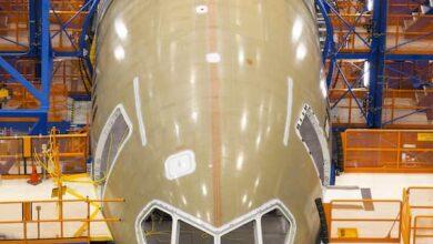 Photo of Boeing encuentra un nuevo problema de ensamblado del 787, esta vez en el morro