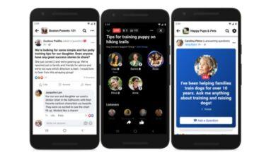 Photo of Facebook ahora permite designar expertos en los grupos