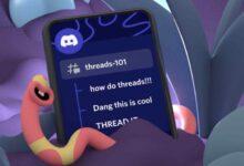 Photo of Discord comienza a traer los hilos de conversación