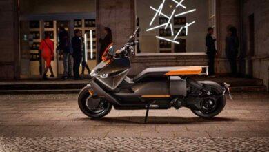 Photo of BMW presenta oficialmente a su nuevo scooter eléctrico futurista