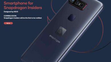 Photo of Así es el móvil pensado para los más fans del Snapdragon
