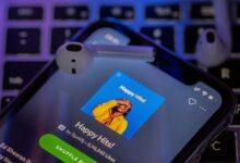 Photo of Esta herramienta crea una paleta de colores con tu música de Spotify