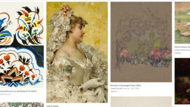 Photo of Descarga miles de obras de arte en alta resolución, gratis