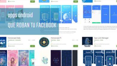 Photo of 9 apps android que robaban contraseñas de Facebook