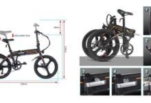 Photo of Niubility B20, una impresionante bicicleta eléctrica por menos de 700 euros