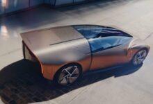 Photo of Un coche con una pantalla AR holográfica, así es el concepto de Pininfarina