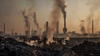 Photo of Apenas 25 megaciudades producen más de la mitad de los gases de efecto invernadero en la Tierra