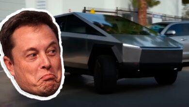 Photo of Elon Musk revela cambio en diseño de su Cybertruck con modo crangejo