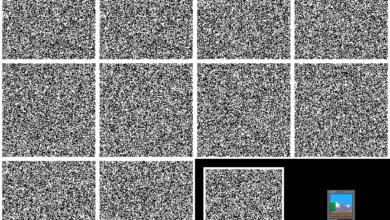 Photo of Códigos QR que almacenan pequeños videojuegos de 32 KB para consolas imaginarias