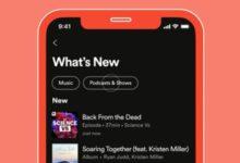 Photo of Spotify tiene un nuevo feed para que no pierdas los lanzamientos de tus artistas favoritos