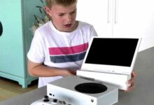 Photo of Para convertir la Xbox Series S a lo más parecido a una consola portátil