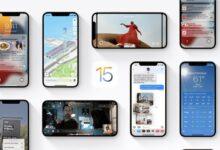 Photo of SharePlay, UniversalControl y algunas funciones más llegarán tras el lanzamiento oficial de iOS 15