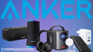 Photo of Proyectores portátiles, power banks, altavoces y auriculares Bluetooth, cargadores para smartphone… Estos dispositivos de Anker salen más baratos en estas ofertas de Amazon