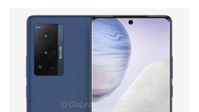 Photo of El Vivo X70 Pro se filtra en vídeo y nos deja ver su diseño y algunas características importantes