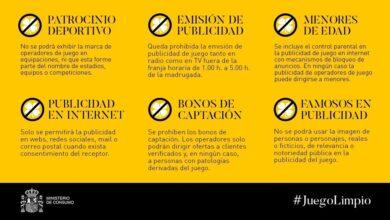 Photo of Así son las restricciones a la publicidad online de los juegos de azar y apuestas que empiezan mañana