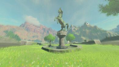 Photo of Visita 'Zelda: Breath of the Wild' como si estuviese en Street View de Google Maps gracias al proyecto de este fan