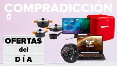 Photo of 13 ofertas del día en Amazon para comenzar agosto ahorrando en portátiles ASUS, televisores Hisense, relojes Amazfit o menaje Bra
