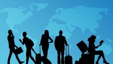 Photo of La caída de los viajes de negocios