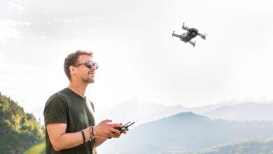 Photo of Crean algoritmo que incrementa la velocidad de vuelo de un dron