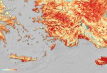Photo of El Mediterráneo sigue cocinándose en el horno climático, según la ESA
