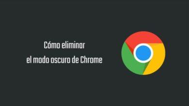 Photo of Cómo eliminar el fondo oscuro de Google Chrome