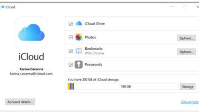 Photo of iCloud para Windows ahora tiene un gestor de contraseñas