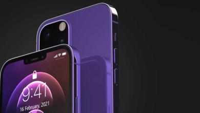 Photo of iPhone 13 morado se muestra en fotos reales