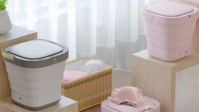 Photo of Cómo tener ropa limpia en poco tiempo, y a bajo consumo, con este nuevo dispositivo