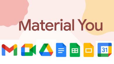 Photo of Google lanza el rediseño de Gmail, Meet, Calendar, Drive y cía con Material You: estas son las novedades