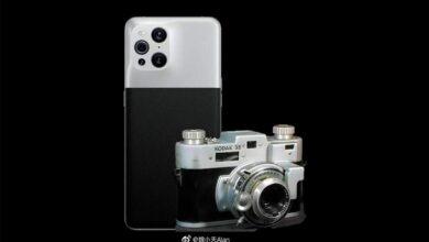 Photo of La alianza entre Kodak y OPPO tendrá una versión exclusiva del Find X3 Pro, según filtraciones