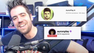 Photo of AuronPlay deja YouTube y confirma la tendencia: las razones que explican que Twitch sea el nuevo hogar de grandes youtubers