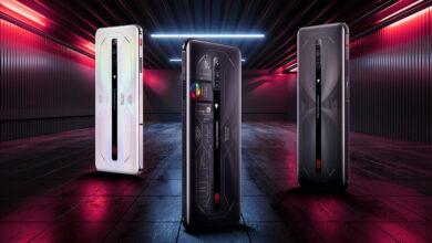 Photo of Nubia Red Magic 6S Pro: con toda la potencia del Snapdragon 888+ y una frecuencia de muestreo táctil de 720 Hz
