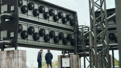 Photo of Una máquina que absorbe el CO2 del aire y lo transforma en piedra